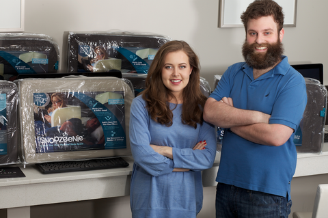 Notre Dame Grads Take on Entrepreneurship with Sleep Product