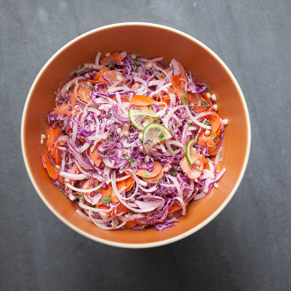 End of Summer Slaw