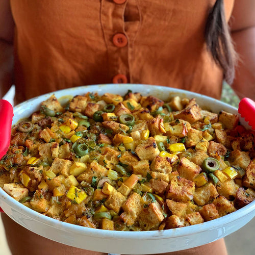 Holiday (Nutrient Dense) Stuffing!