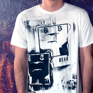 """Bear into the 21st Block"" T-shirt"