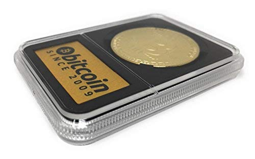 Bitcoin Physical Collector's Coin