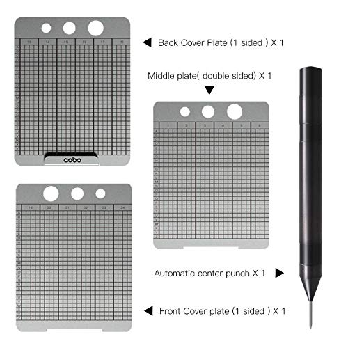 Cobo Tablet - Steel Punch Tool