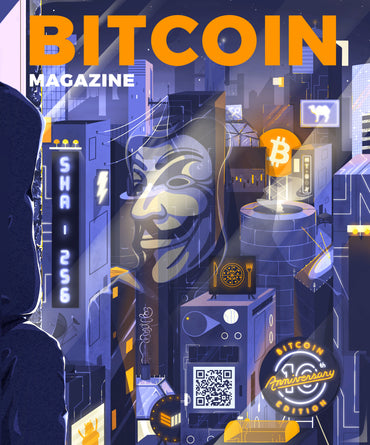 Bitcoin Magazine 10th Anniversary Edition Digital Download