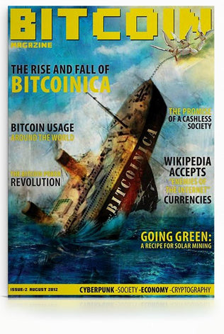 Bitcoin Magazine Issue 2 Digital Download