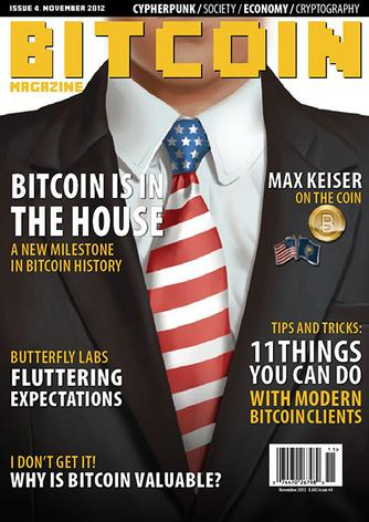Bitcoin Magazine Issue 4 Digital Download