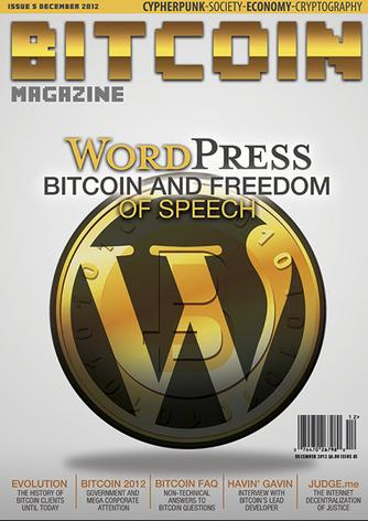 Bitcoin Magazine Issue 5 Digital Download