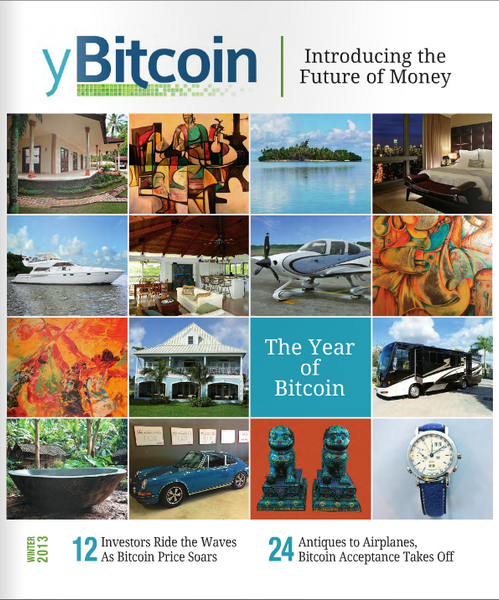 yBitcoin Volume 1 Issue 1