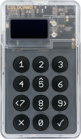 Coldcard mK3 Bitcoin Hardware Wallet