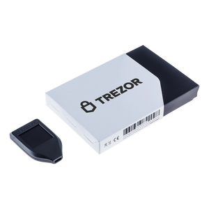 Trezor One (White or Black)