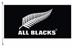 All Blacks® Flags and Bunting