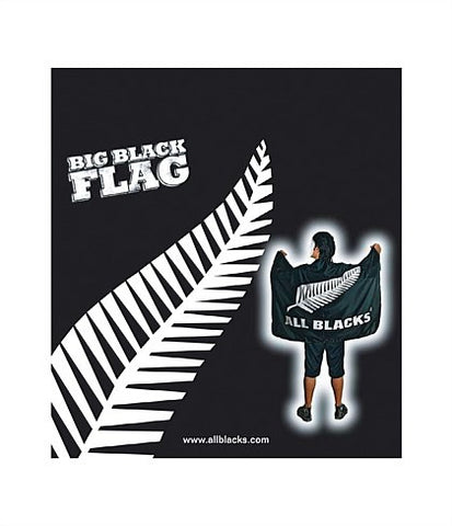 All Blacks®  Supporters Flag / cape