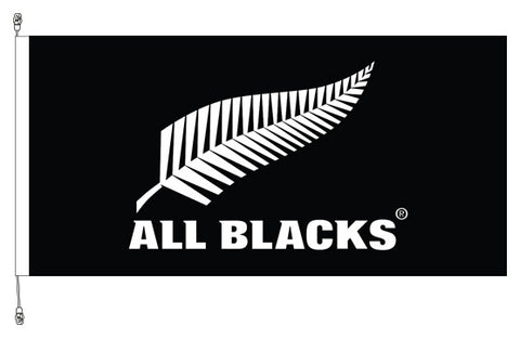 All Blacks ® Flag - Premium