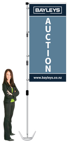 Bayleys Durapole XT Display- AUCTION