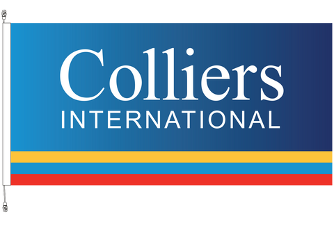 Colliers Standard Flag - Premium Long Life .