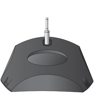 Durabase water filled mount  (25kgs)
