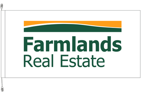 Farmlands Standard Flag - Premium Long Life .