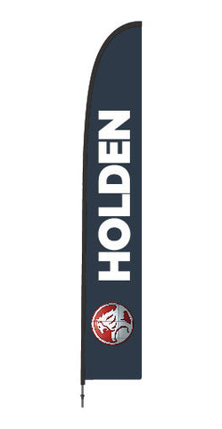 Durapole Flex Branded Car Flag - Holden