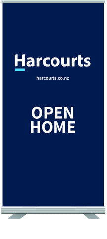 Harcourts RollUp Open Home