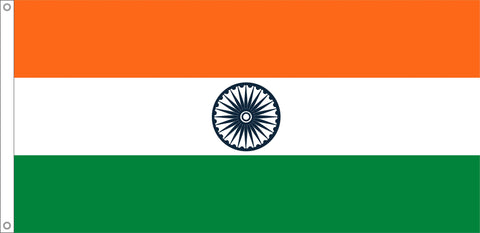 India Supporters Flag