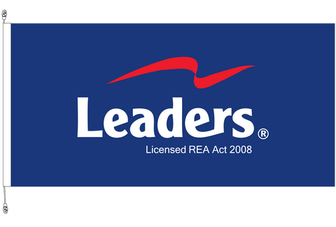 Leaders Standard Flag - Premium Long Life .