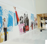 Interior Wall and Window Graphics. High Defintion Graphics