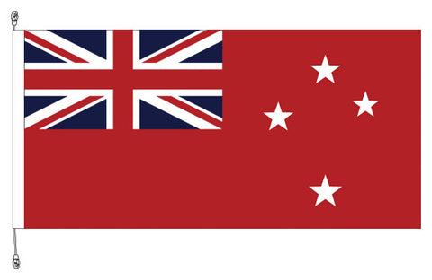 New Zealand Red Ensign  - Premium (includes exclusive Swivel Clips). Priced from