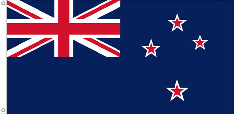 New Zealand Supporters Flag