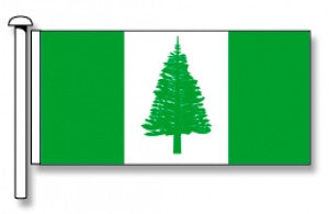 Norfolk Island Flag