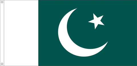 Pakistan Supporters Flag