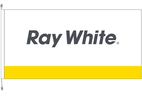 Ray White  Standard Flag - Premium Long Life .