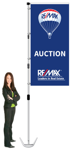 ReMax Durapole XT Display- AUCTION