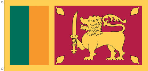 Sri Lanka Supporters Flag