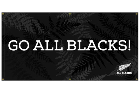 Large All Blacks® Banner 2m x 1m