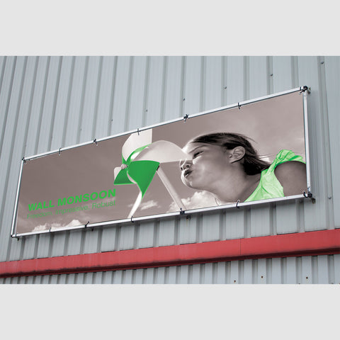 PVC Banners -  Exterior Banners and BillBoard Skins