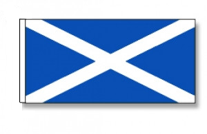 Scotland Supporters Flag