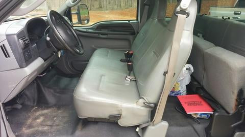 Ford Bench Seat Replacement | 1999 - 2010 Super Duty with ...