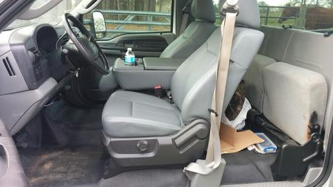 2014 Ford F150 For Sale >> Ford Bench Seat Replacement | 1999 - 2010 Super Duty with ...
