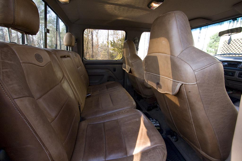 Old Ford Truck Seat Swap Fabrication 1996 Amp Older F150