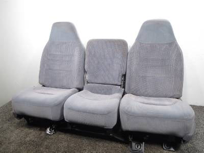Replacement Seats Ford Super Duty F250 F350 F450