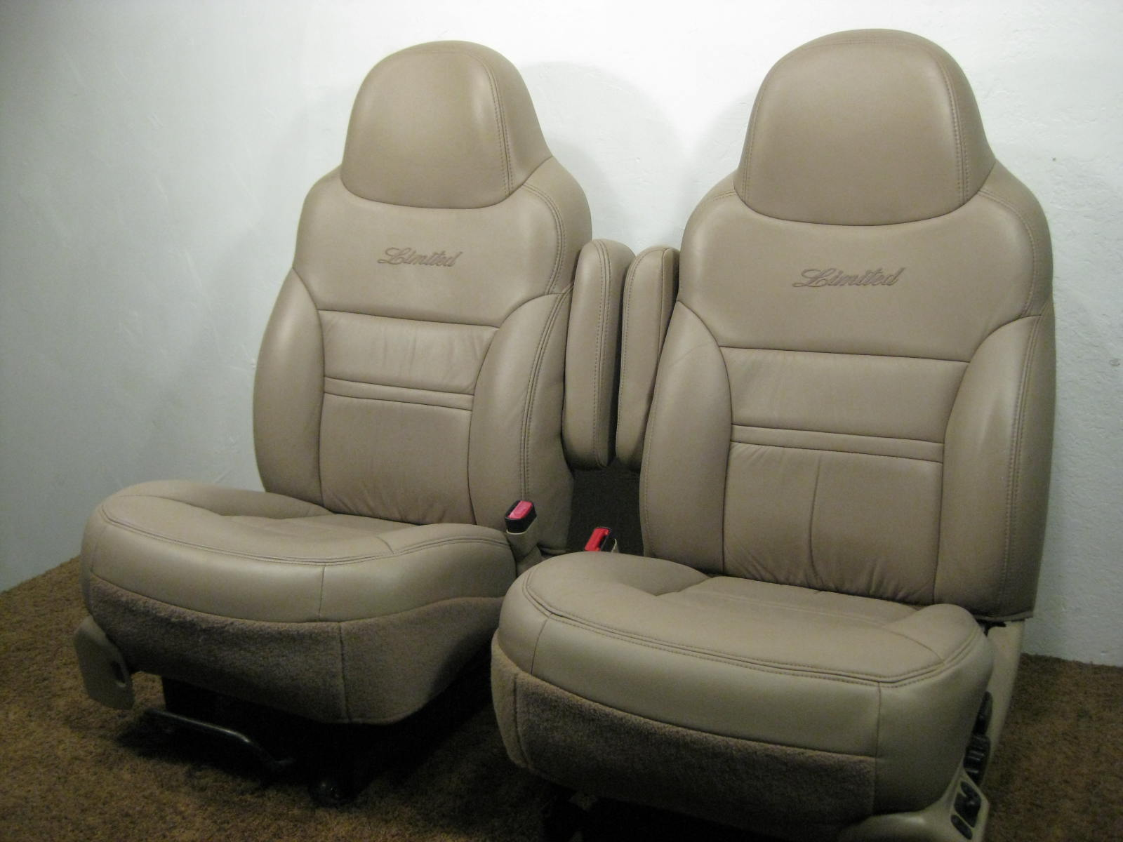King Ranch Ford >> Replacement Seats | Excursion