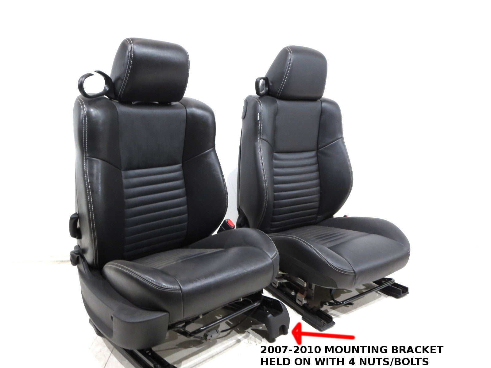 King Ranch Ford >> Dodge Challenger Seat Swap | 2011 - 2018 seats in the 2008 ...