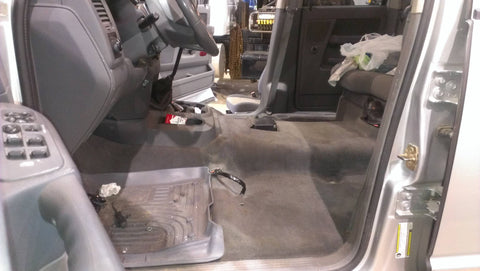 Dodge Ram Seat Swaps 2009 Seats In The 2002 2008 Oem