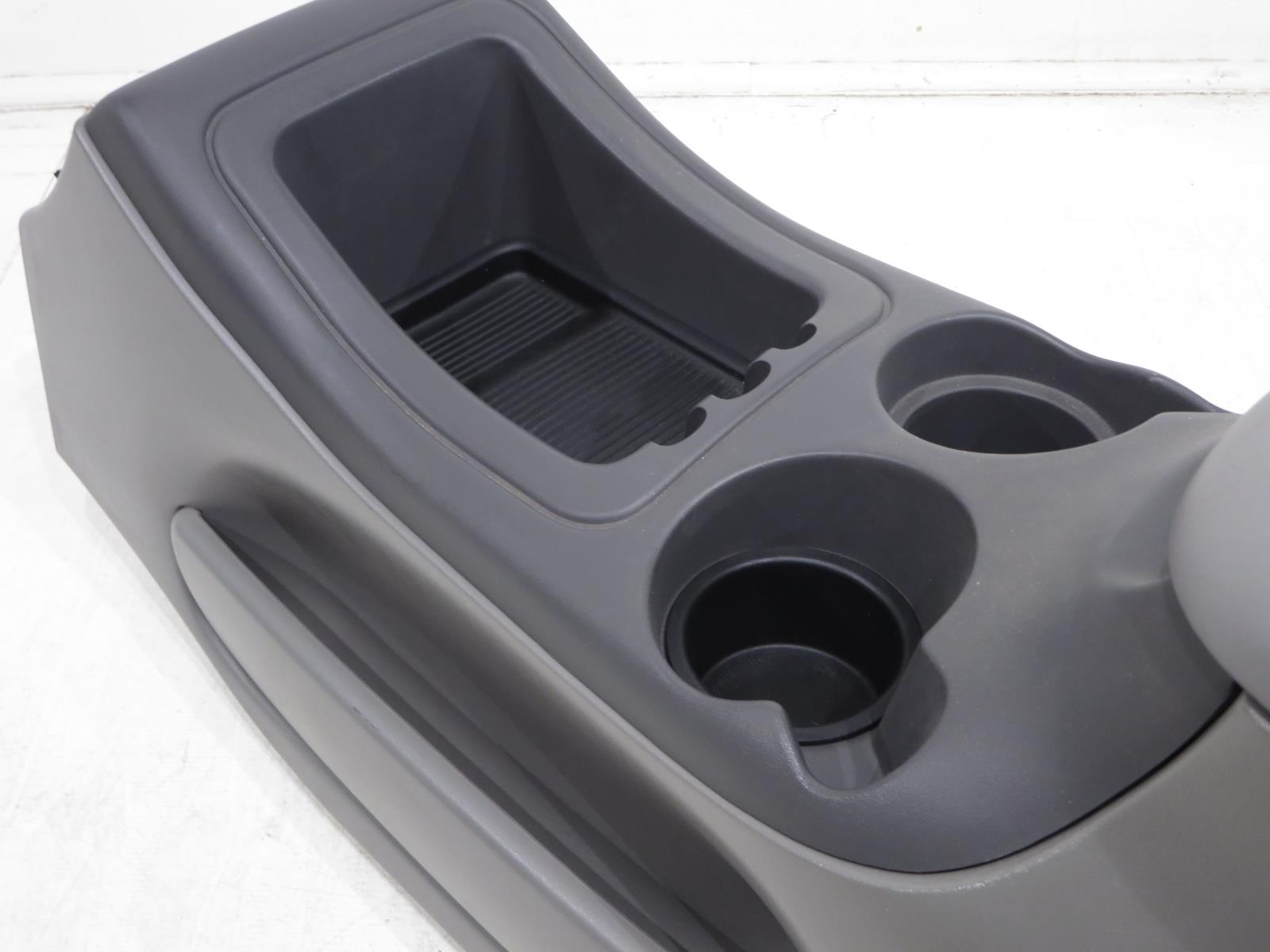 Replacement Ford Expedition F 150 F150 Grey Center Console 1997 1998 1999 2000 2001 2002 Stock 2185k
