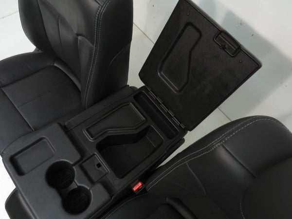 ford console f150 seat front leather seats jump replacement