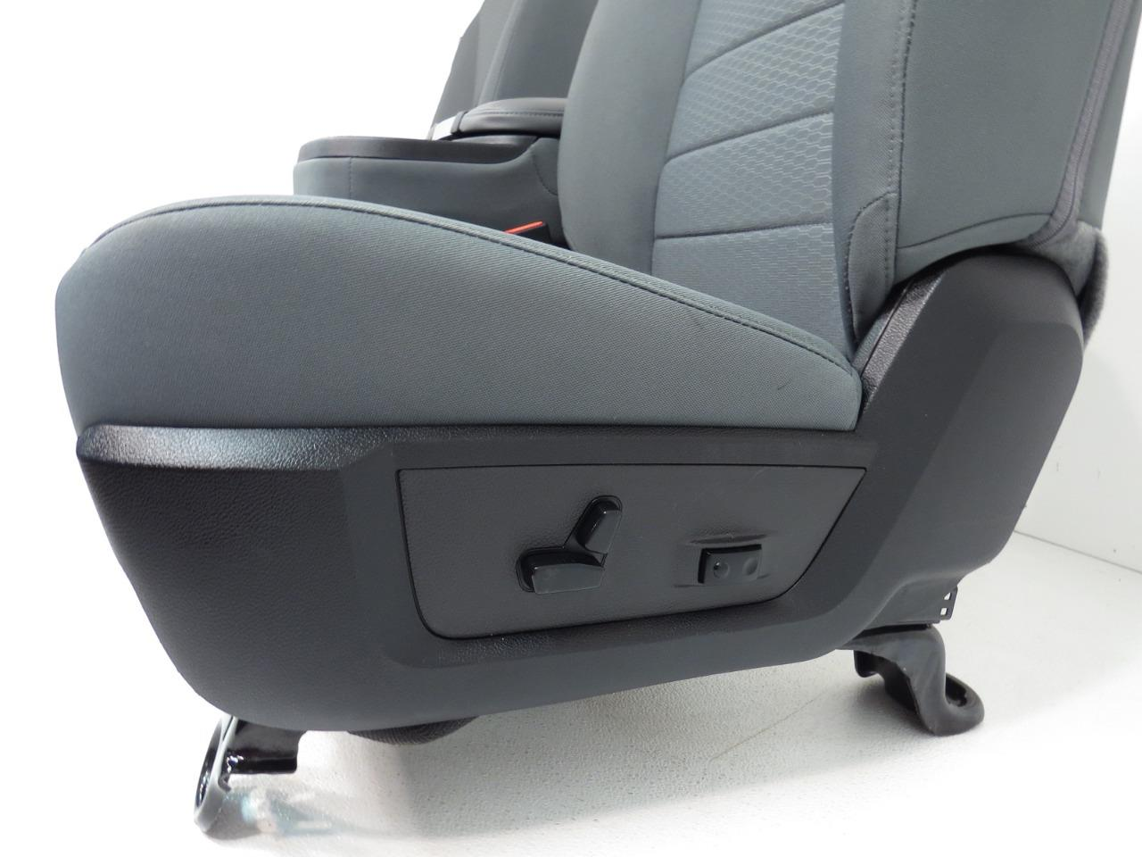 Replacement Dodge Ram 1500 2500 3500 Cloth Front Seats