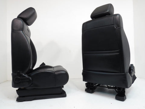Jeep Wrangler Front & Rear Seats Jk 2 Door 2013 2014 2015 2016 2017