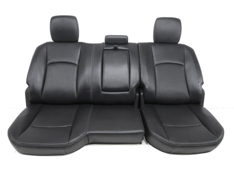 Dodge Ram Leather Rear Seat Crew 2009 2010 2011 2012 2013 2014 2015 2016 2017