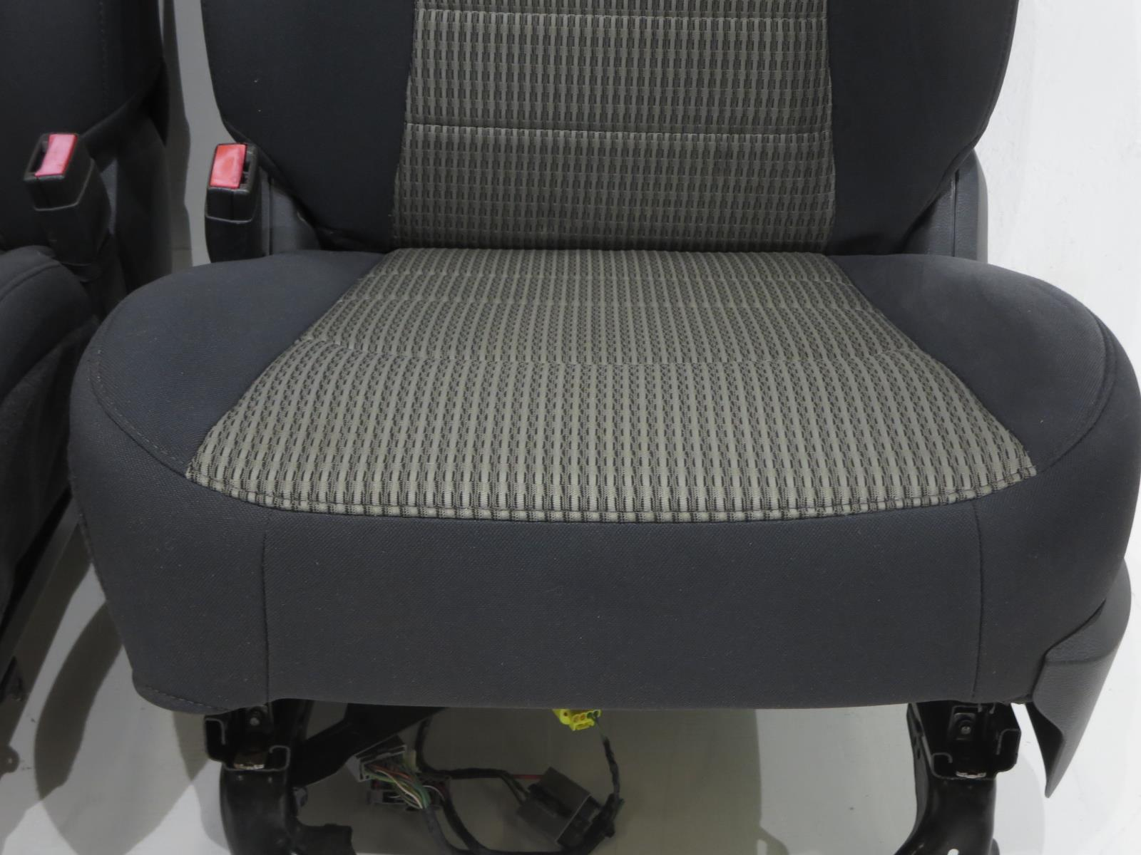 dodge ram 1500 oem 2009 seat covers seats 2500 3500 replacement rear