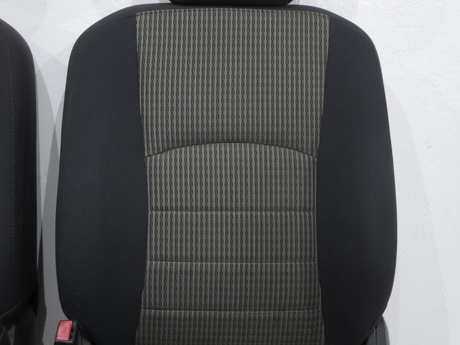 replacement dodge ram 1500 2500 3500 oem front seats 2009