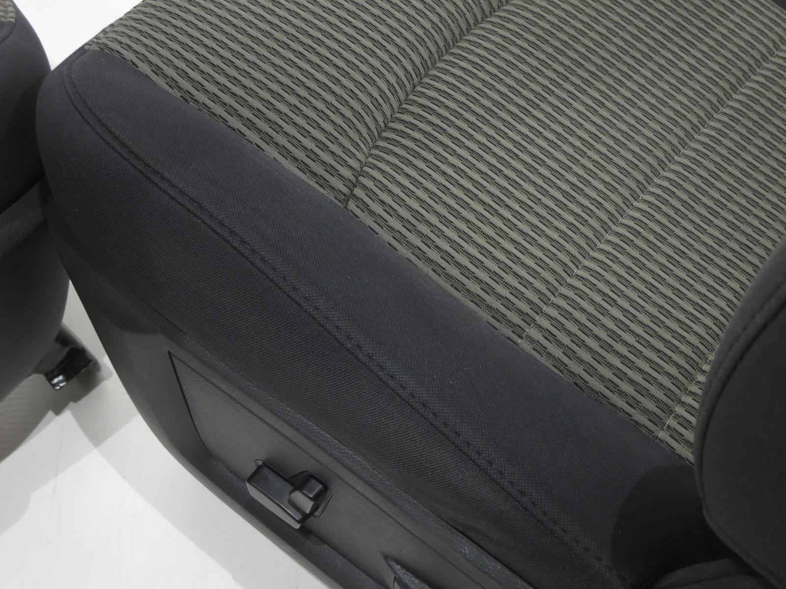 Replacement Dodge Ram 1500 2500 3500 Oem Front Seats 2009 ...